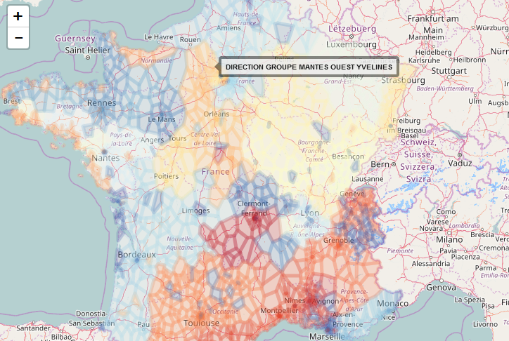 We Help You Set Up These Web Map Services And Provide Analytical Geostatistics Data Manipulation Contact Us If You Want To Discuss The Requirements Of